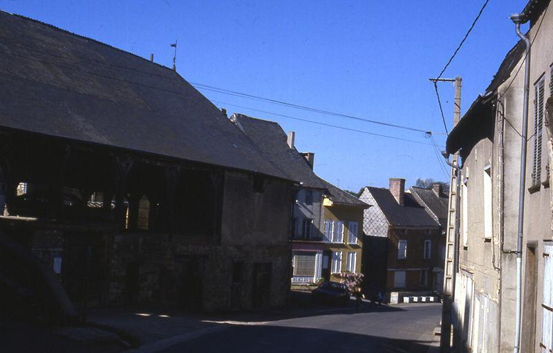 halle de Wasigny