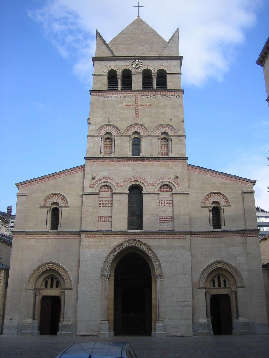 Basilique - Abbaye Saint Martin d'Ainay_Lyon