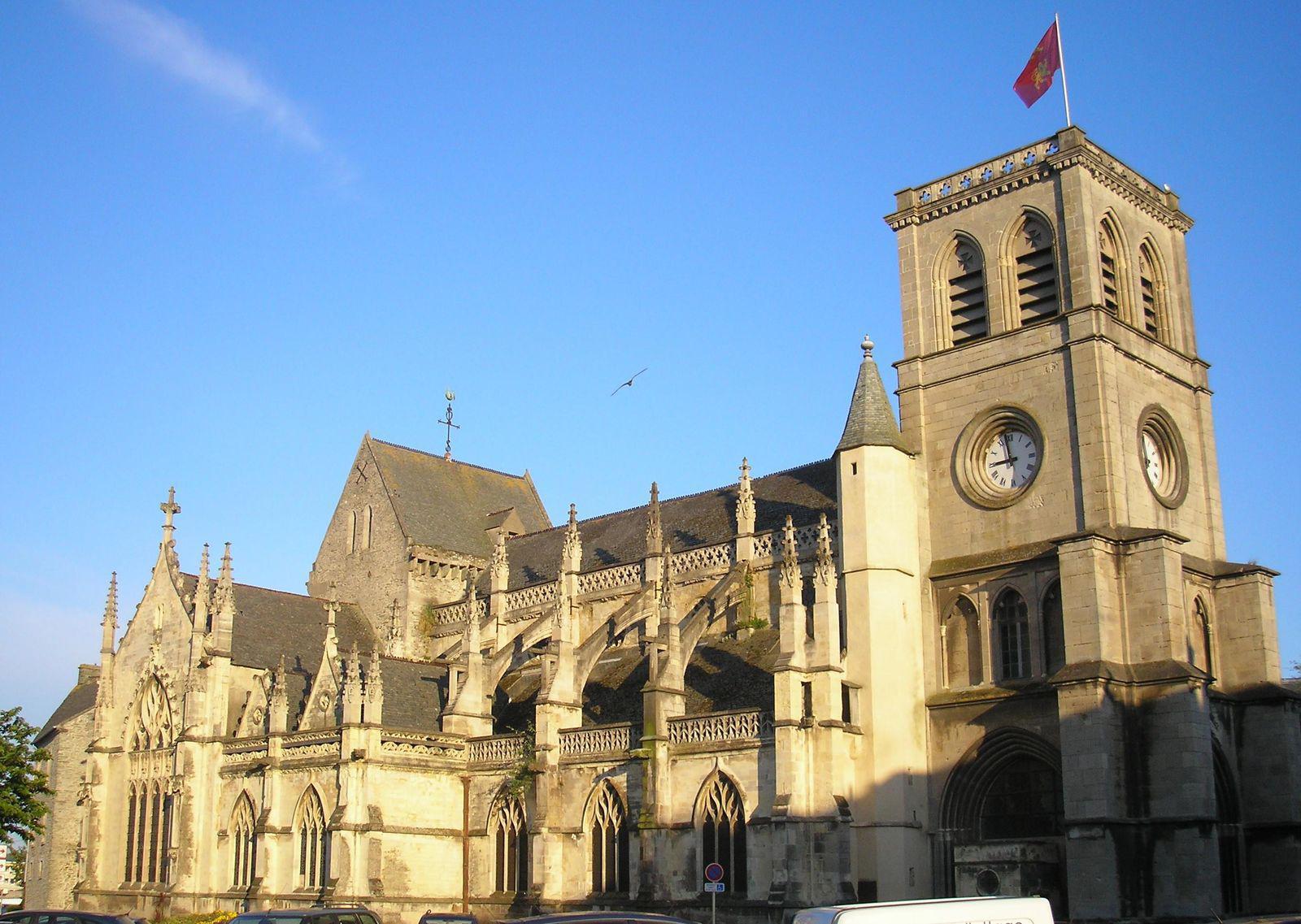 Basilique de la Trinité_Cherbourg-Octeville