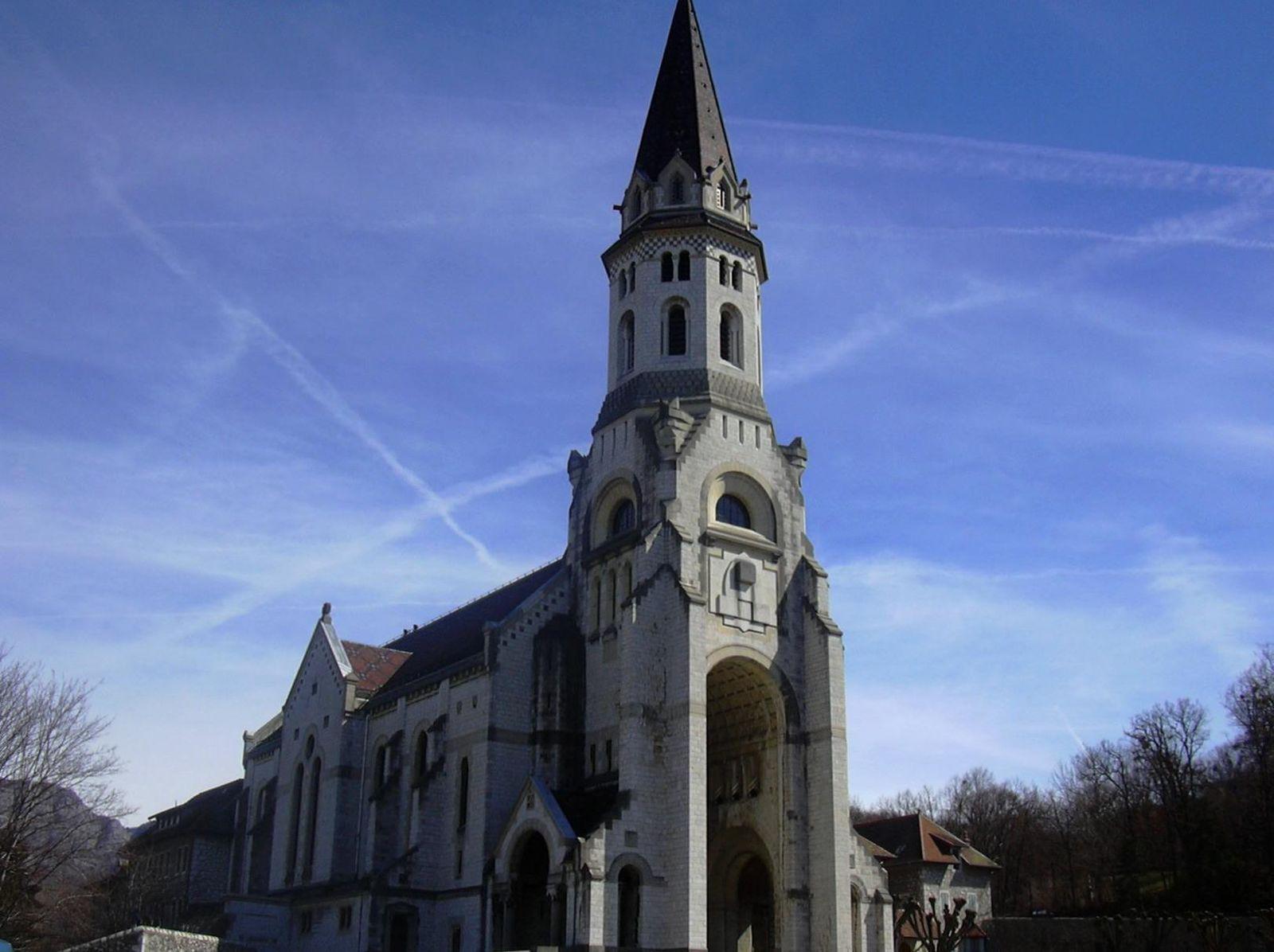 Basilique de la Visitation_Annecy