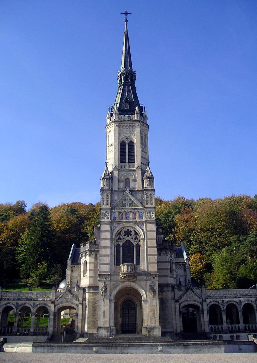 Basilique du Bois Chenu_Domrémy-la-Pucelle