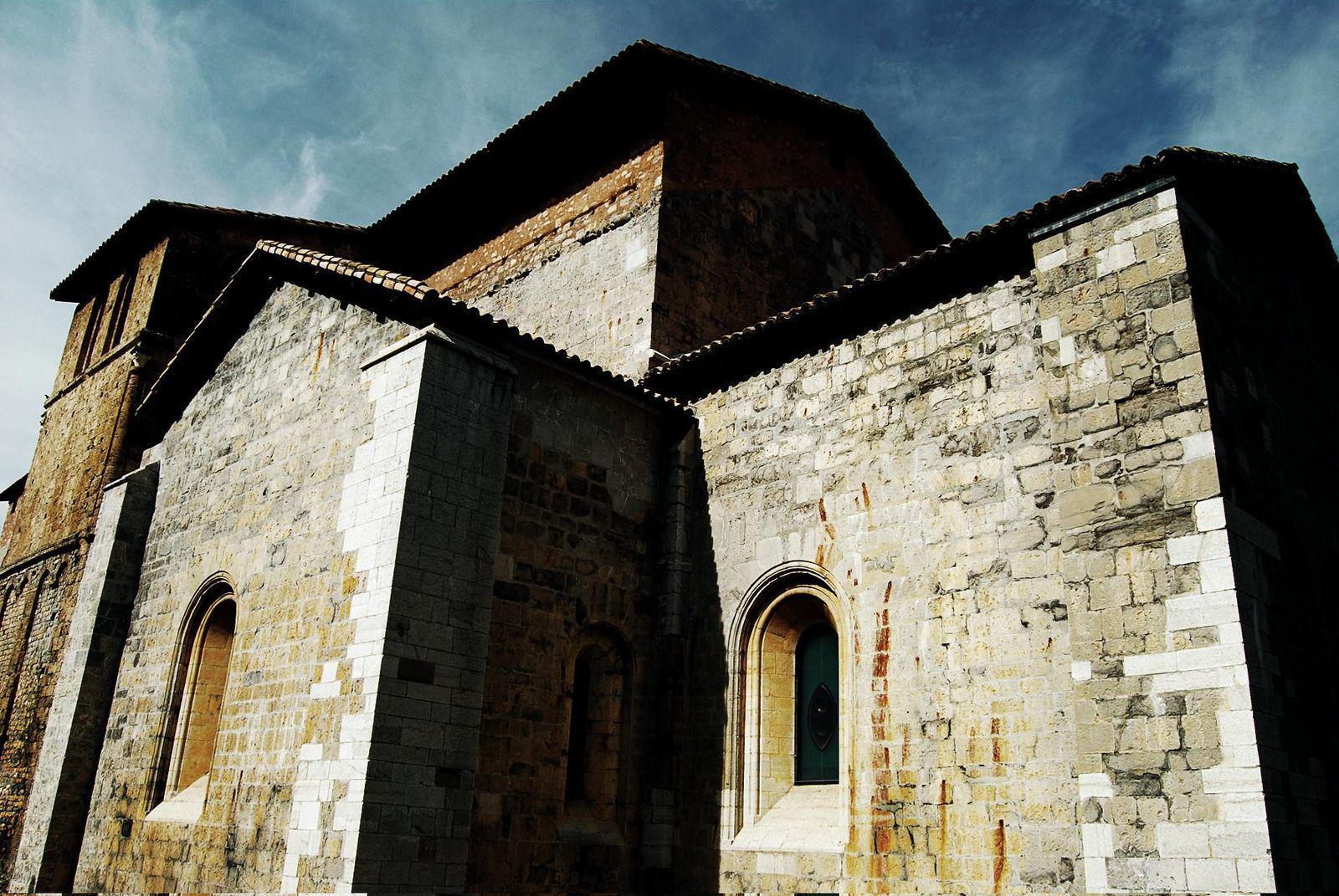 Cathédrale Notre-Dame du BOURG_Digne-les-Bains
