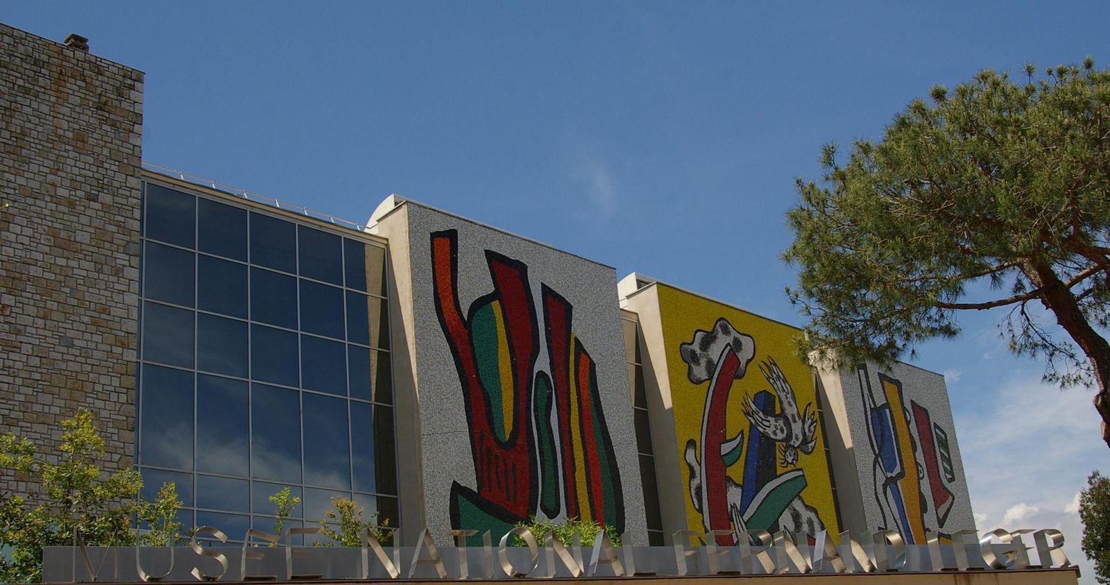 Musée national Fernand Léger_Biot