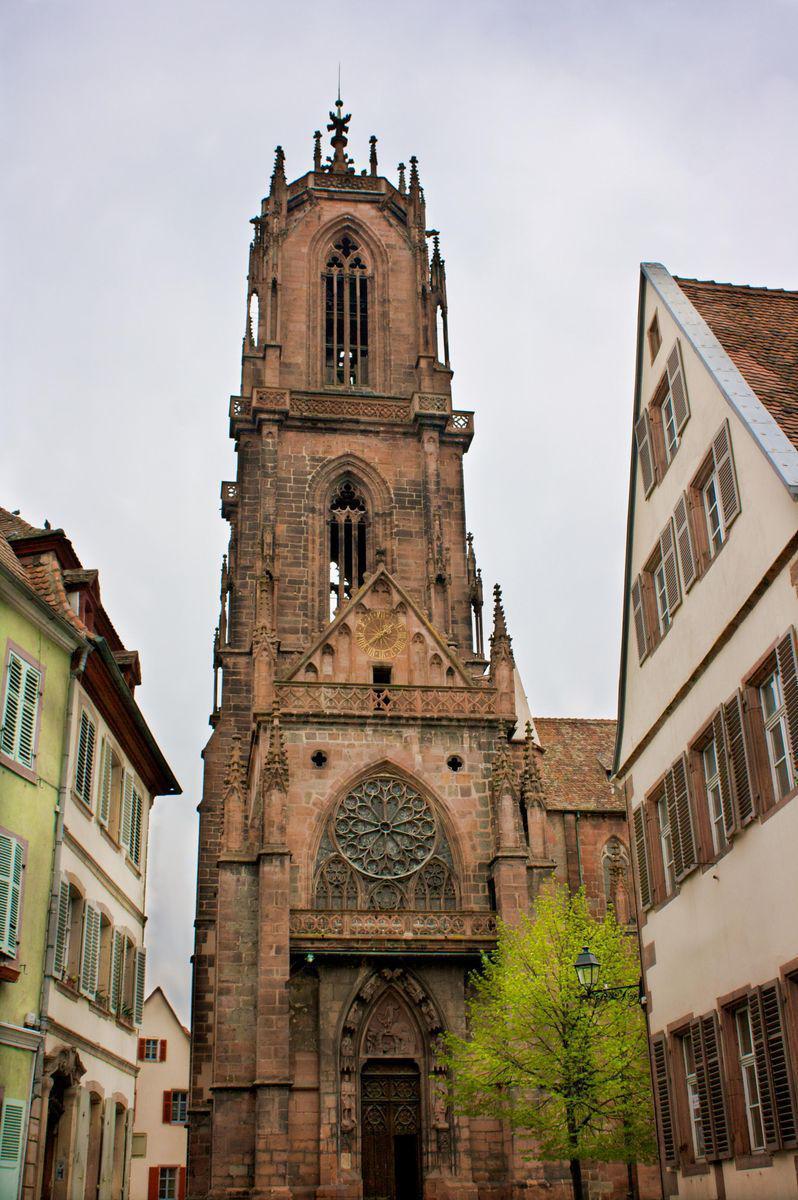 Église Saint-Georges_Sélestat