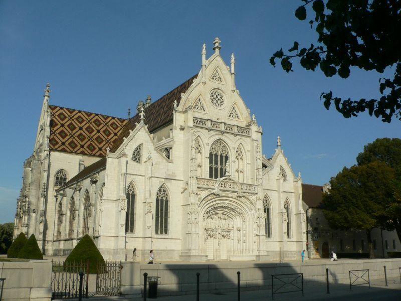 Monastère royal de Brou_Bourg-en-Bresse