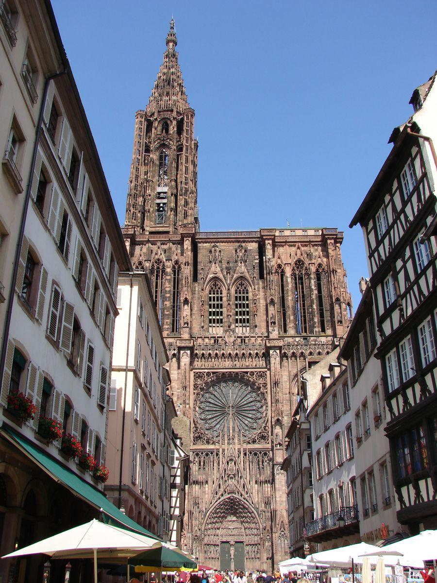 Cathédrale Notre-Dame_Strasbourg