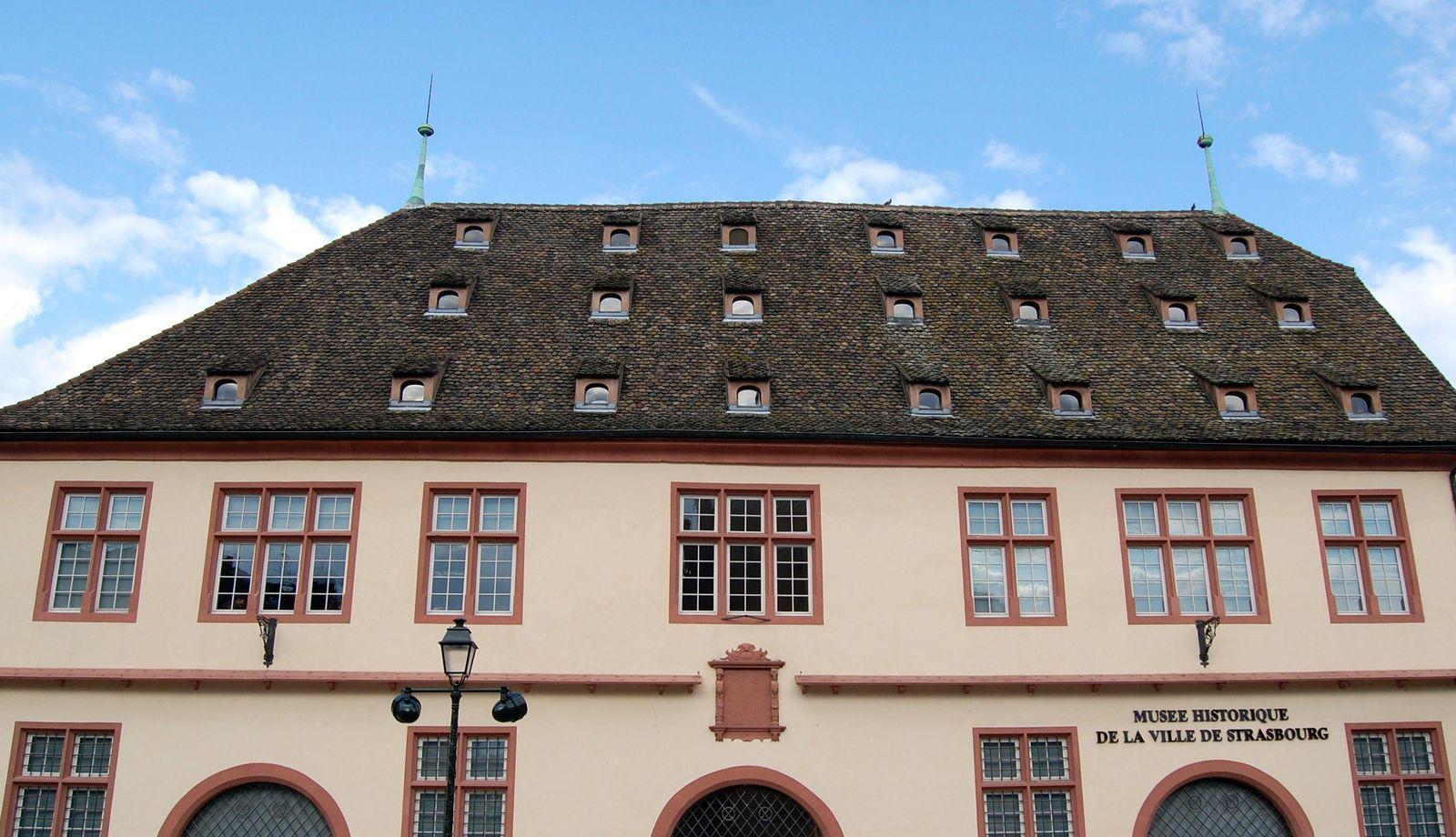 Musée historique de Ville de Strasbourg_Strasbourg