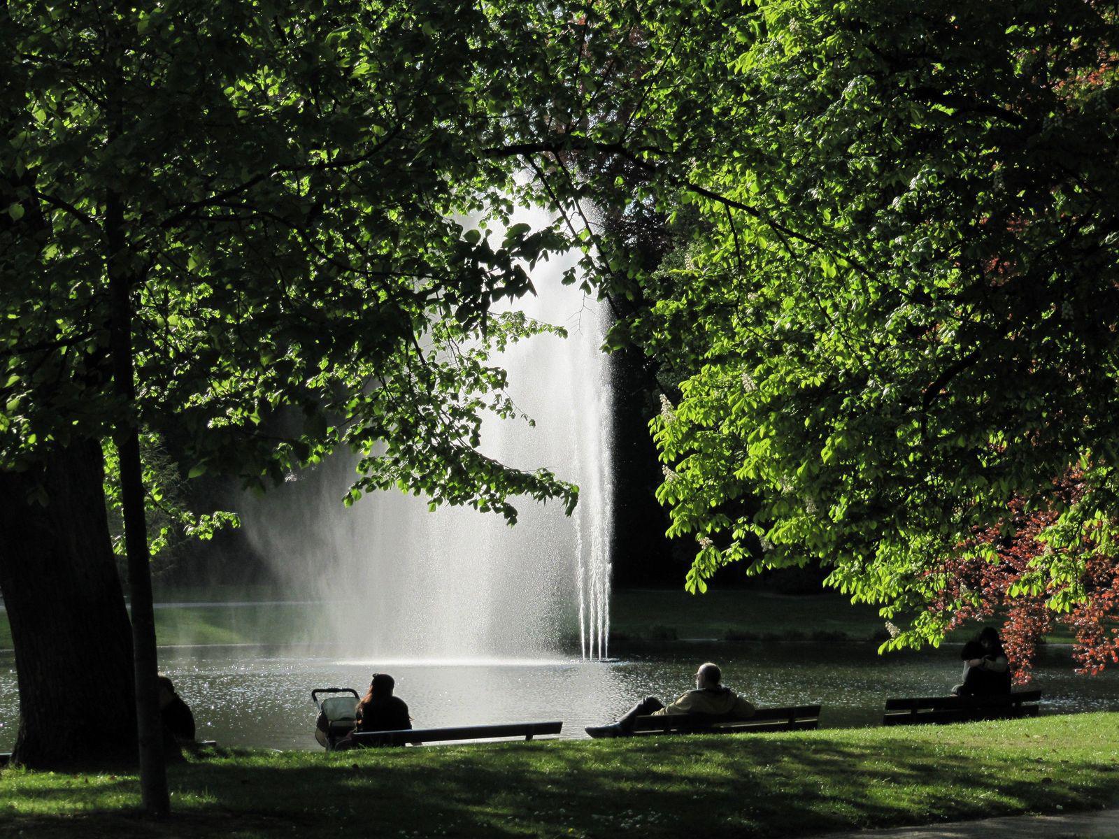 Parc de l'Orangerie_Strasbourg