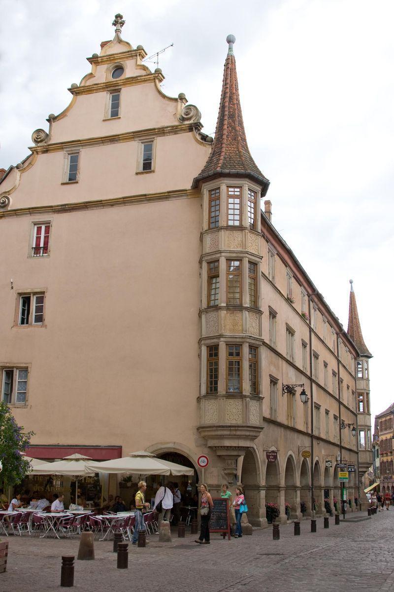 Ancien Presbytère protestant_Colmar