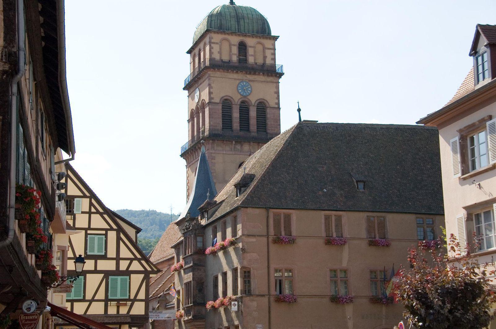 Hôtel de Ville_Kaysersberg