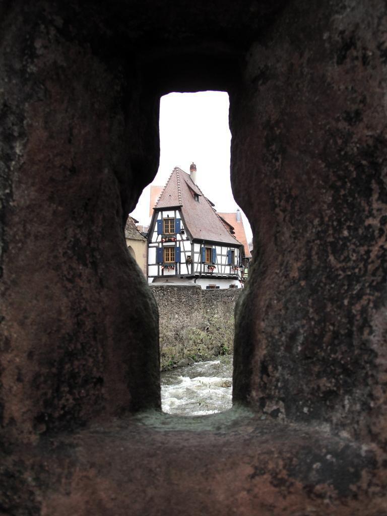 Pont fortifié_Kaysersberg