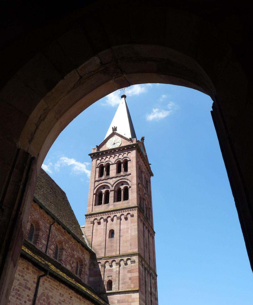 Église Saint-Michel_Lautenbach