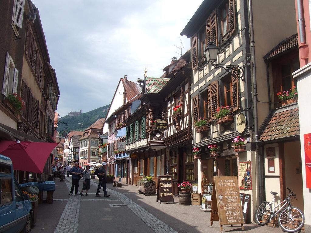 Foyer Grand Rue : Guide de tourisme par commune ribeauvillé