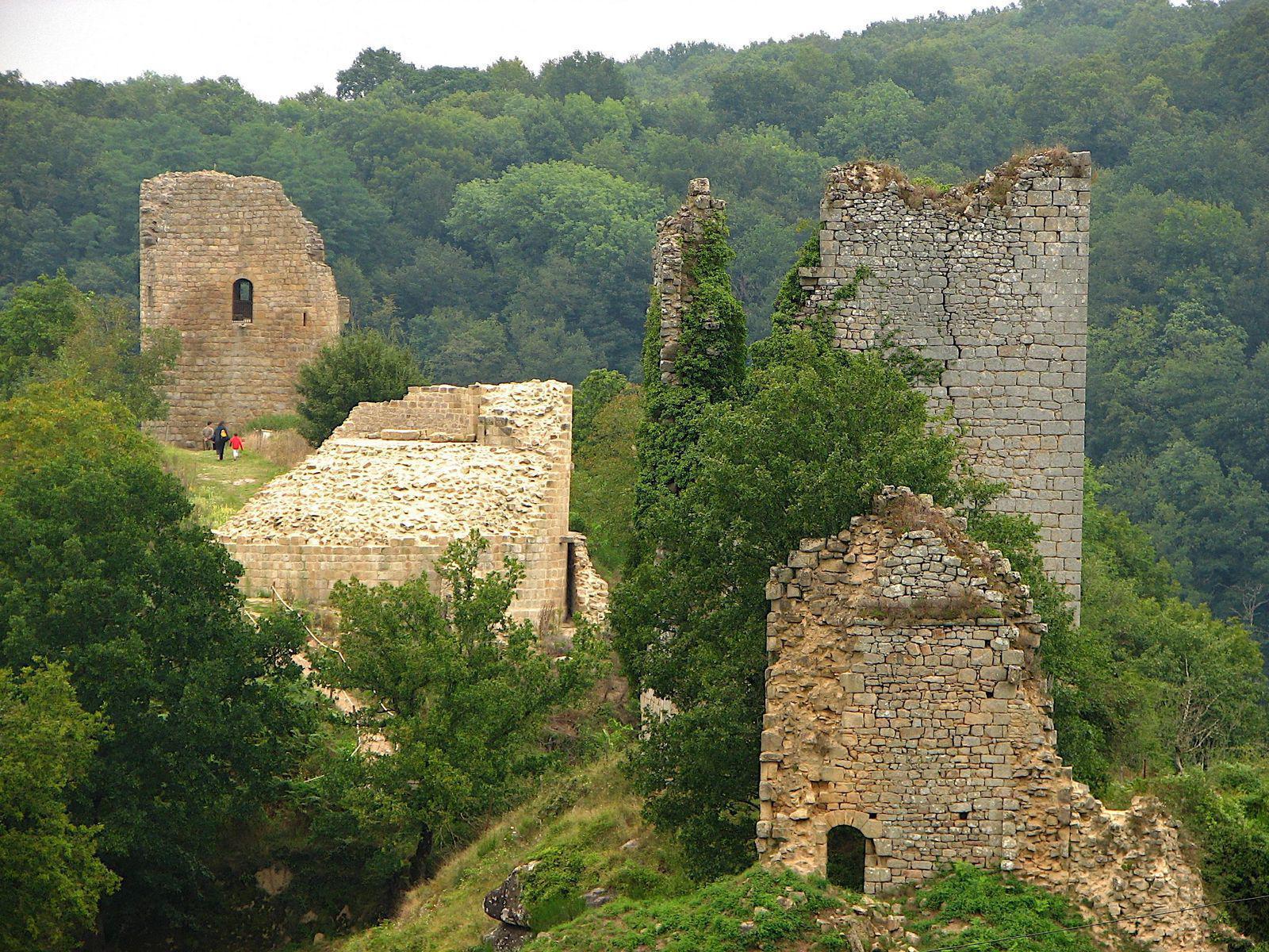 Ruines de Crozant_Crozant