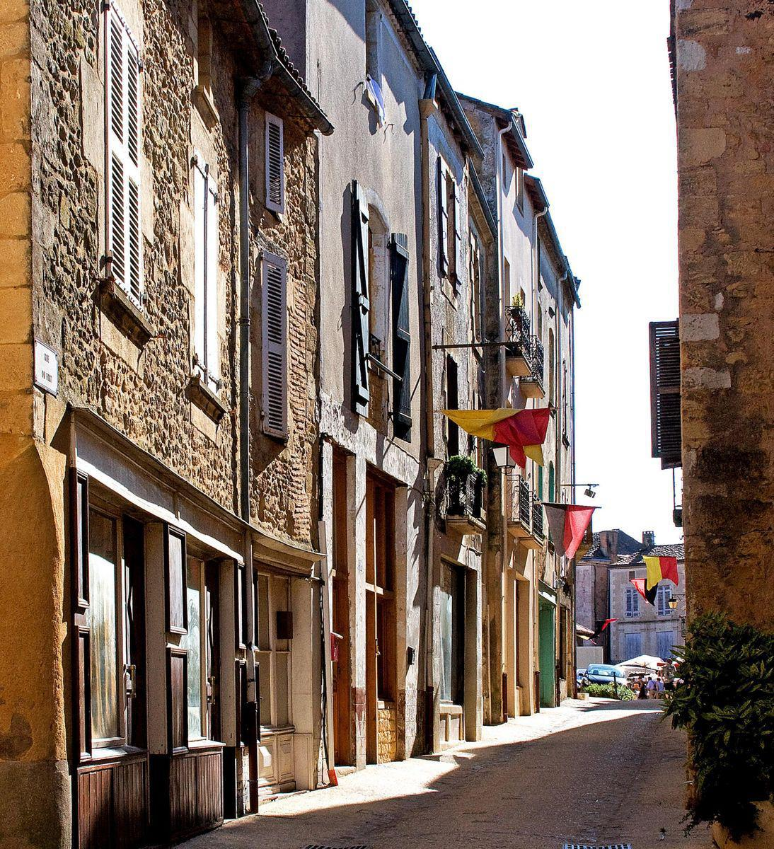 Image : Office de Tourisme* de Belvès