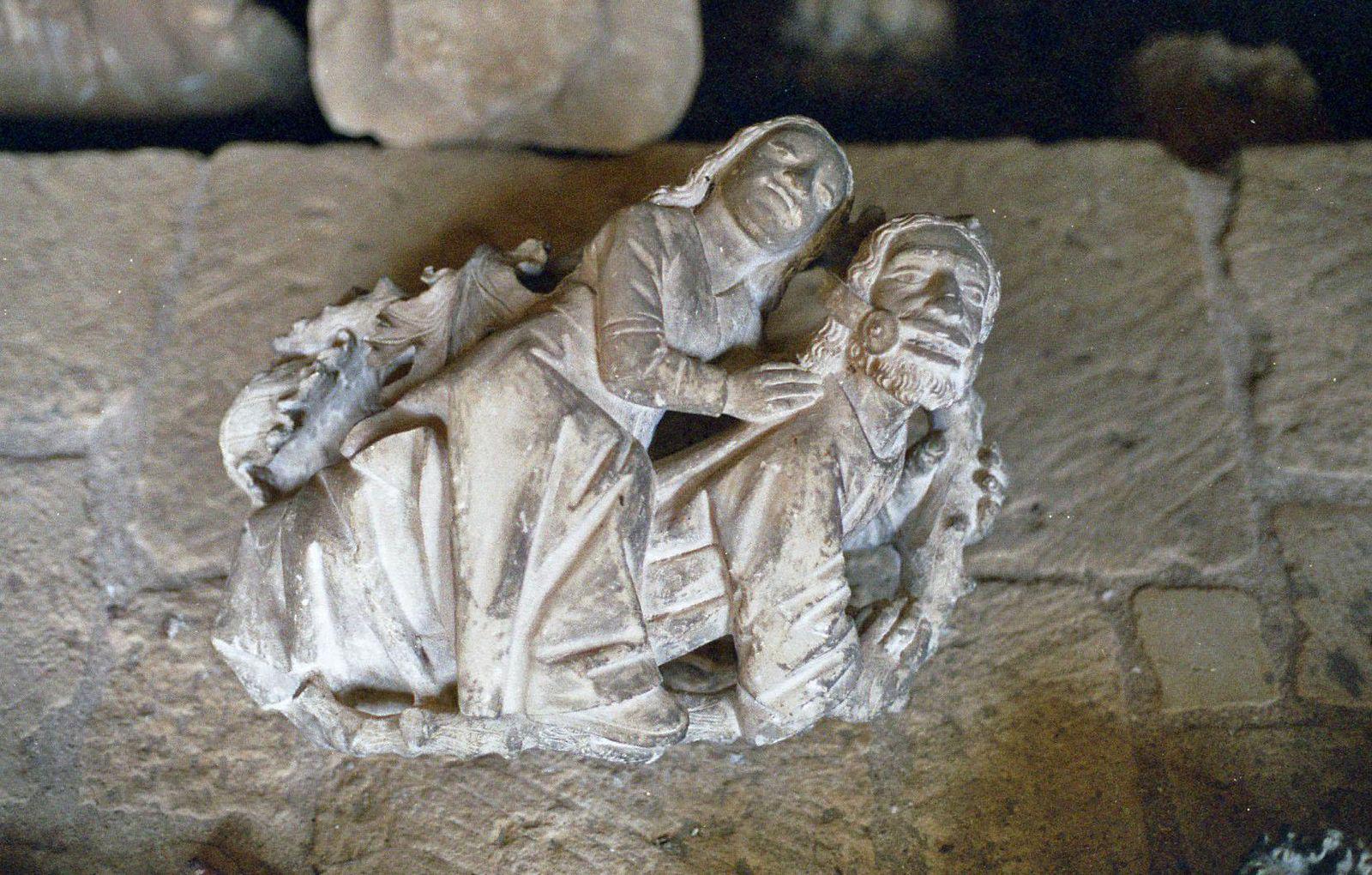 Image : Cloître de l'abbaye de Cadouin