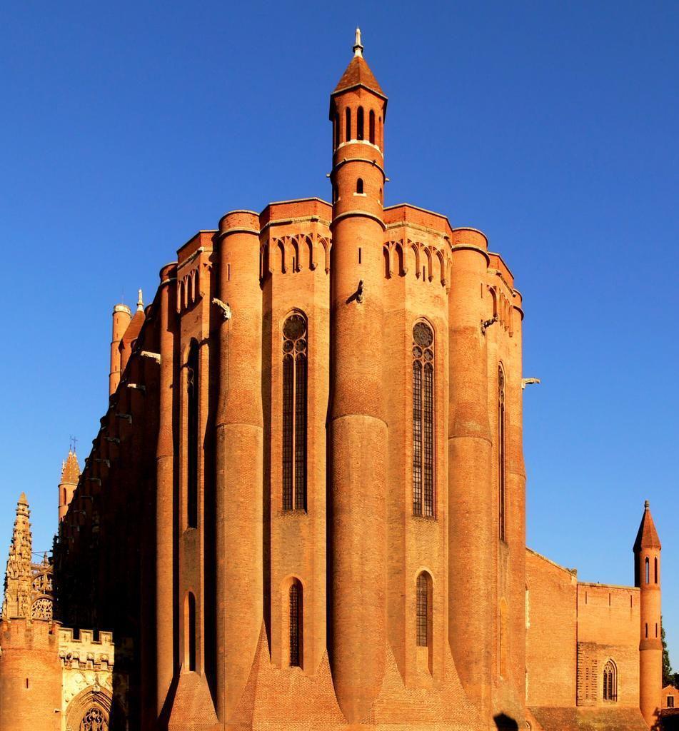 Cathédrale Sainte Cécile_Albi