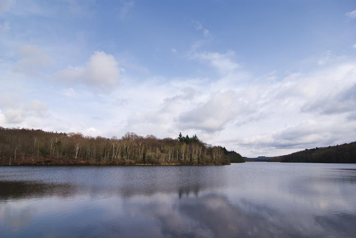 Lac de Saint Pardoux_Compreignac