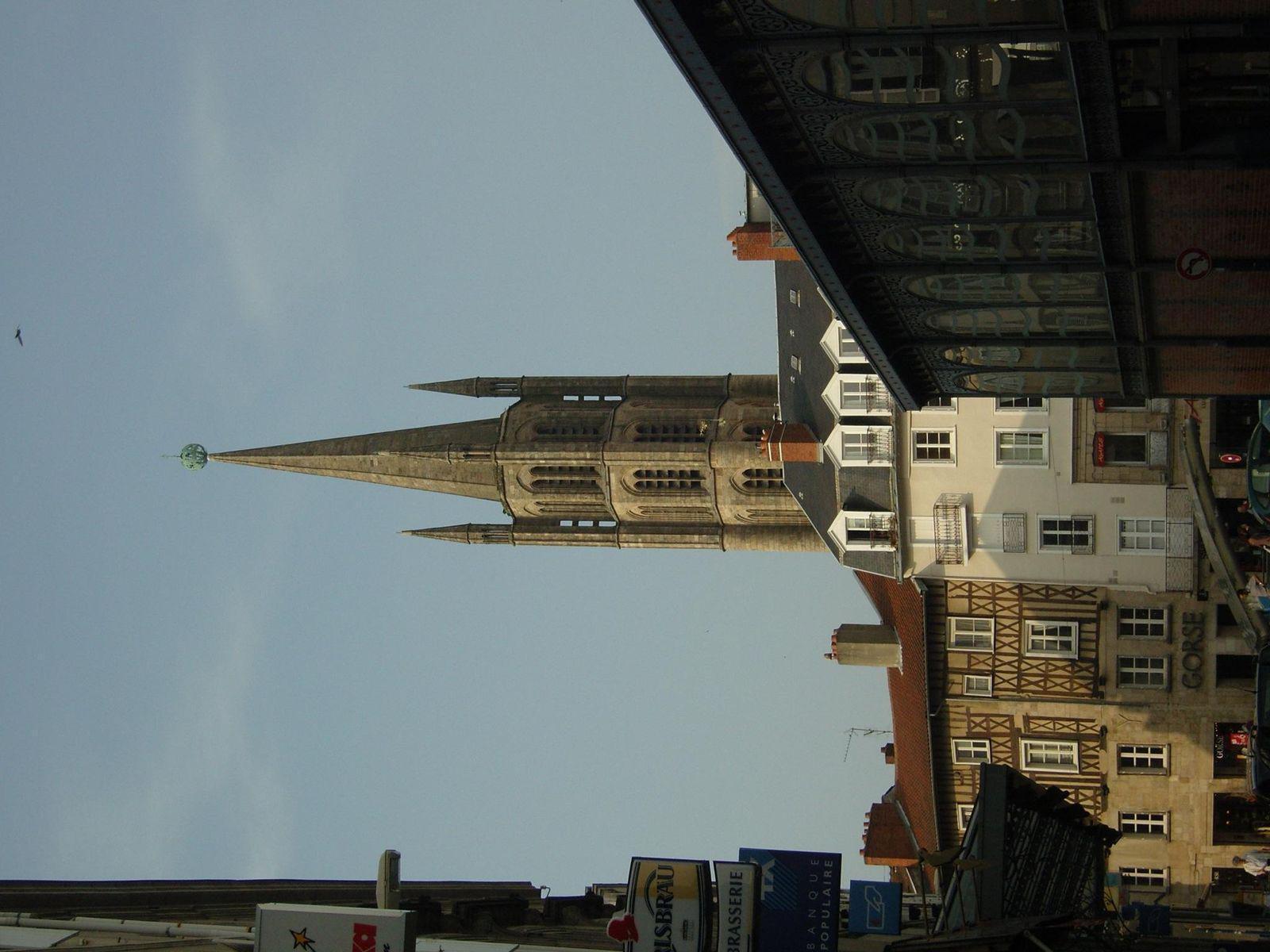 Église Saint-Michel-des-Lions_Limoges
