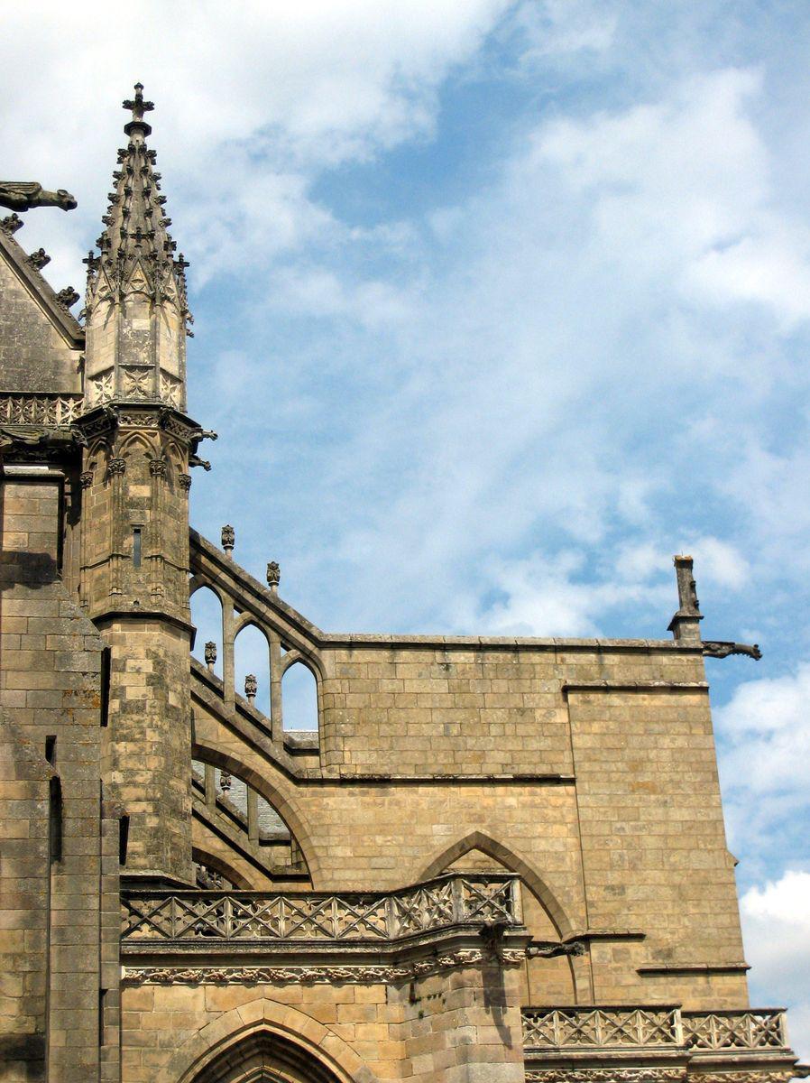 Cathédrale Saint-Etienne_Limoges