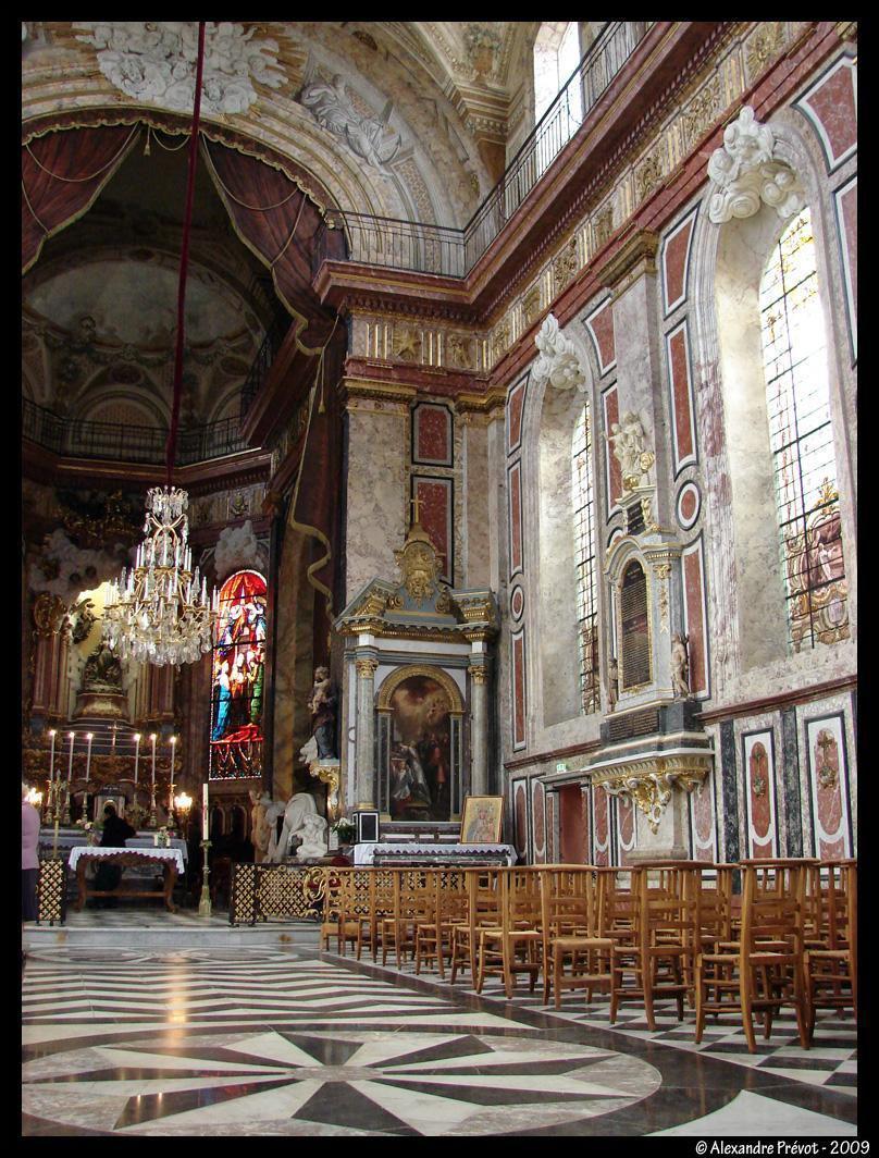 Église Notre-Dame de BONSECourS_Nancy