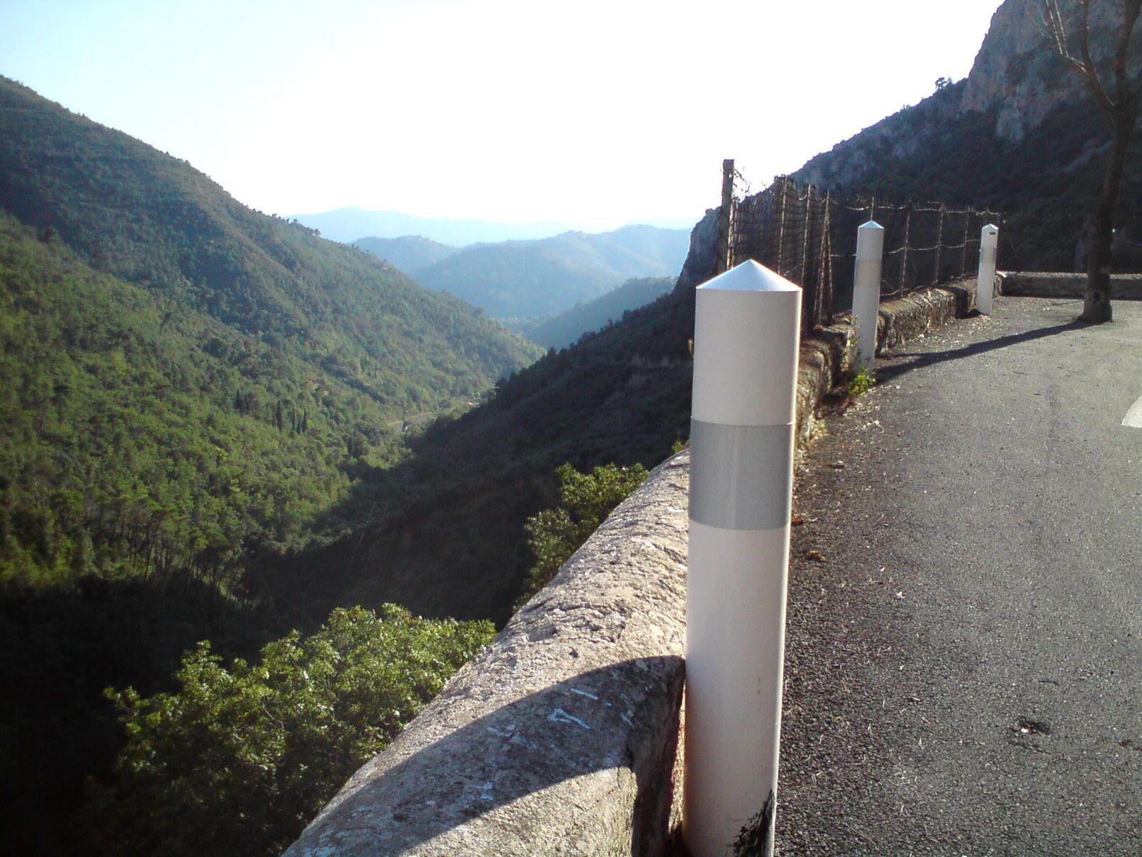 Route de Col de braus_Nice
