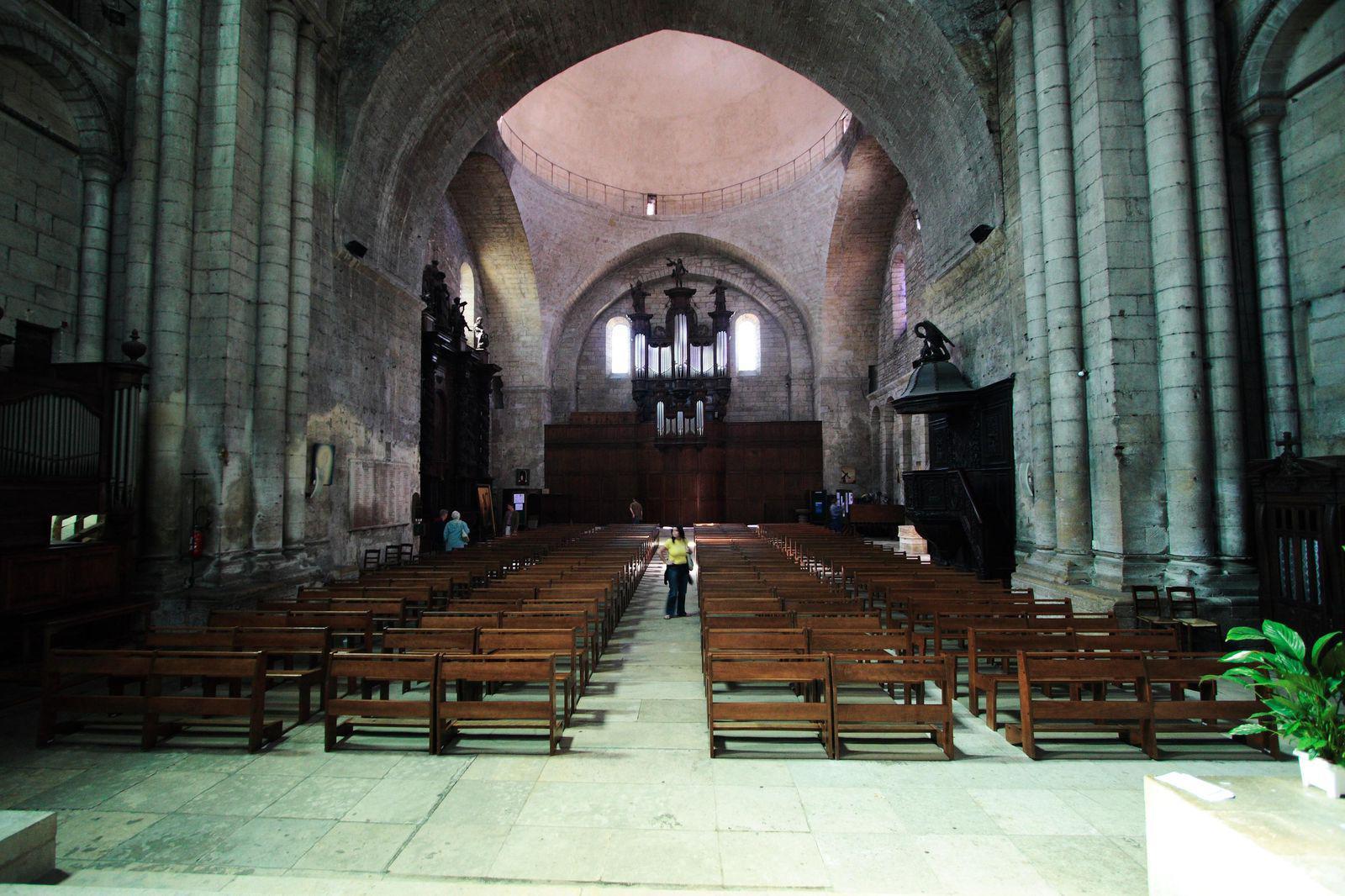Église Saint-Etienne-de-la-Cité_Périgueux