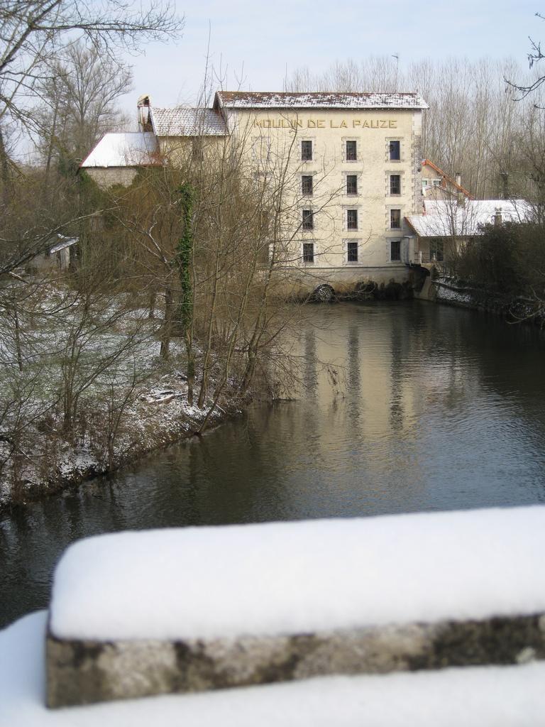Image : Moulin de la Pauze