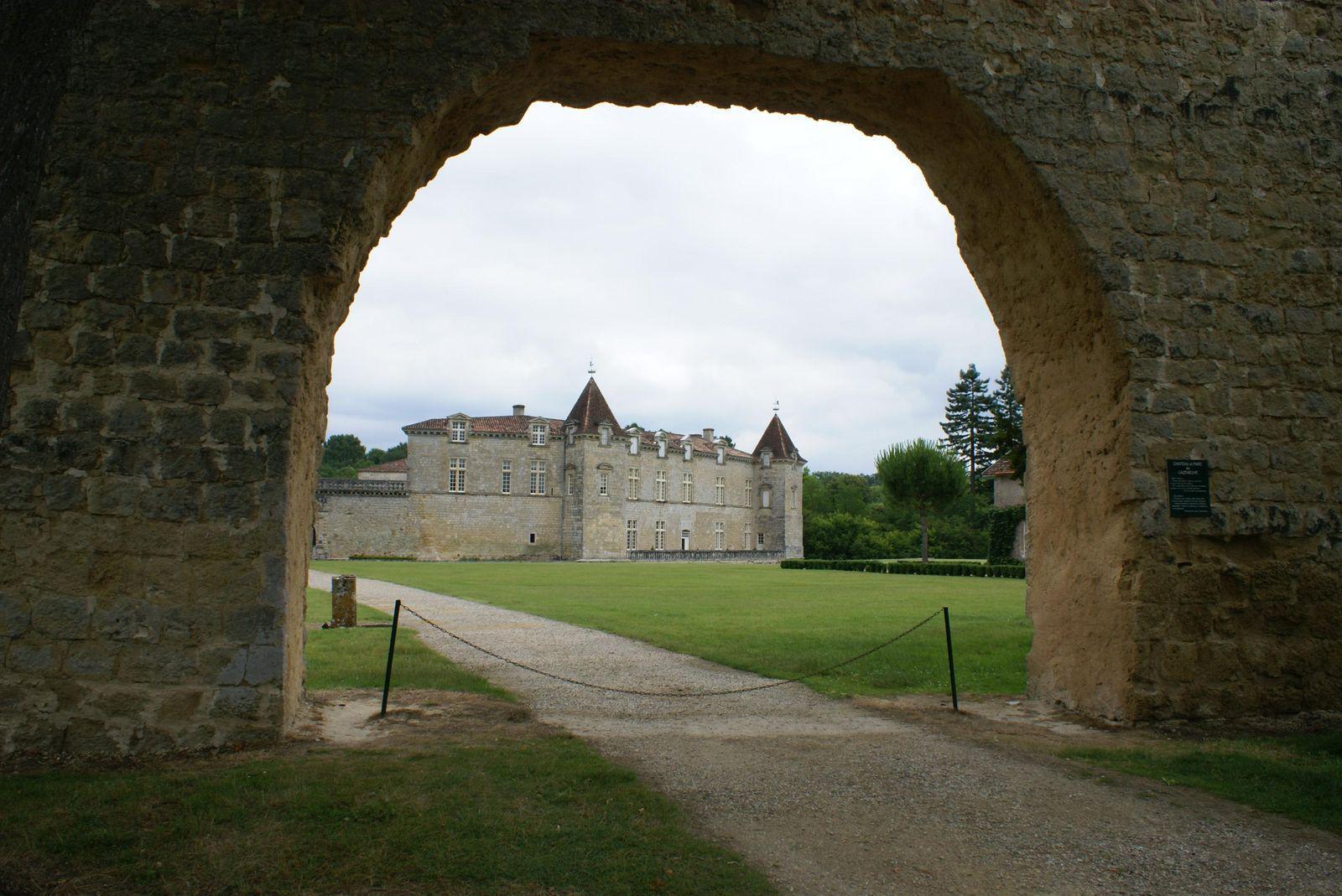 Image : Château de Cazeneuve