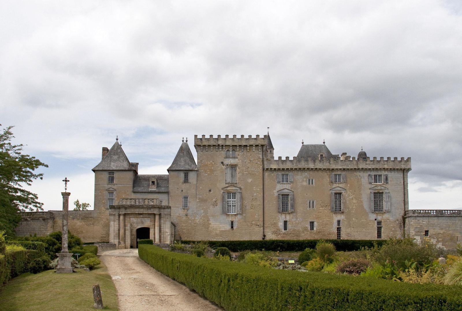 Image : Château de Vayres
