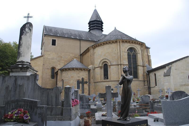 Cathédrale Notre-Dame de Lescar_Lescar