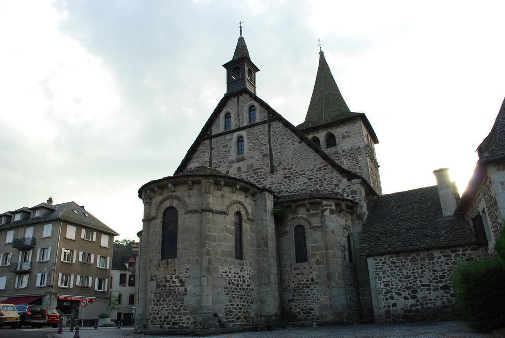 Église Saint-Georges_Riom-ès-Montagnes