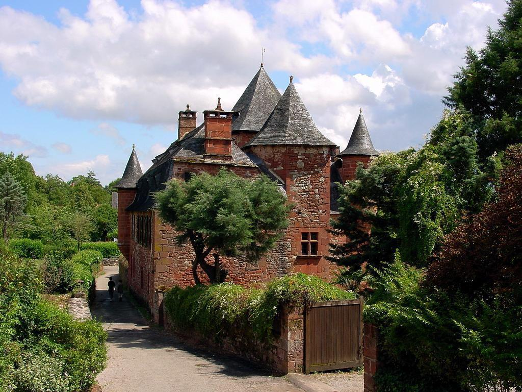 Castel de Vassinhac_Collonges-la-Rouge