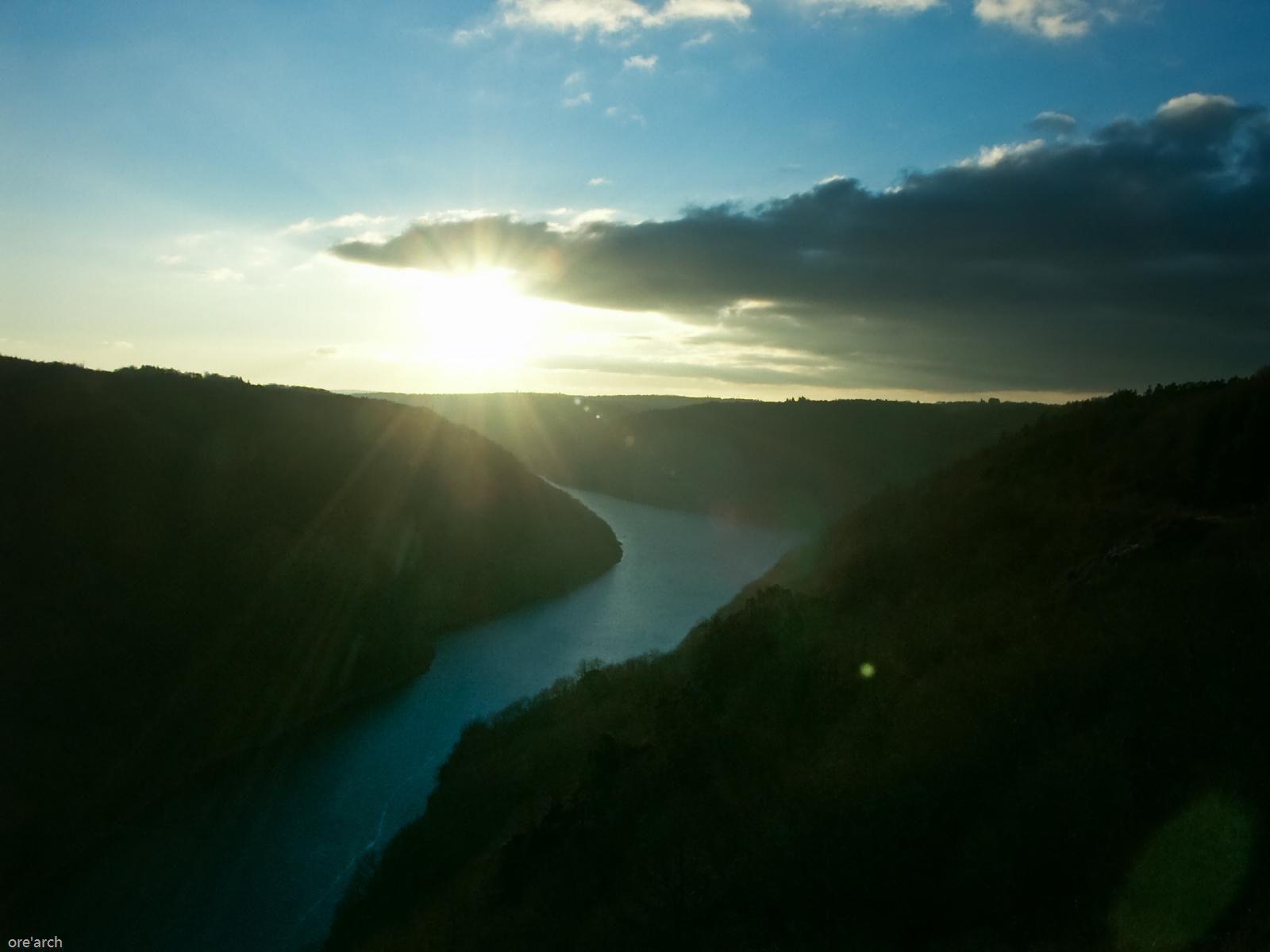 barrage de l'Aigle_Soursac