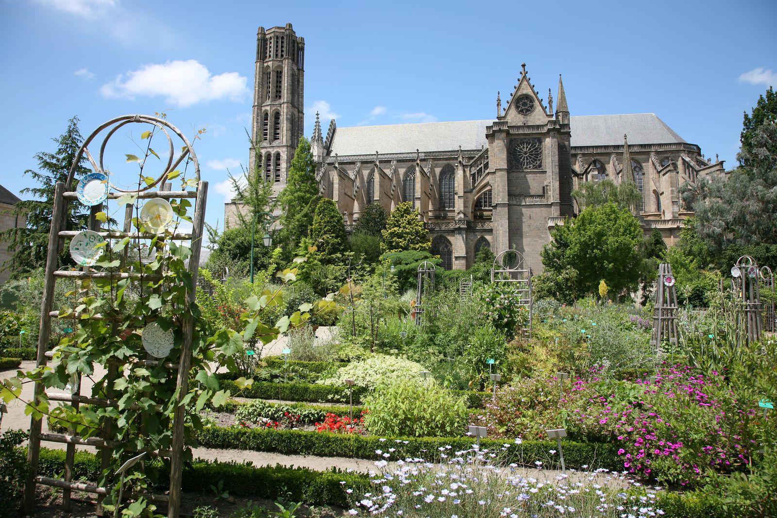 Jardin botanique de l'Evêché_Limoges (1)