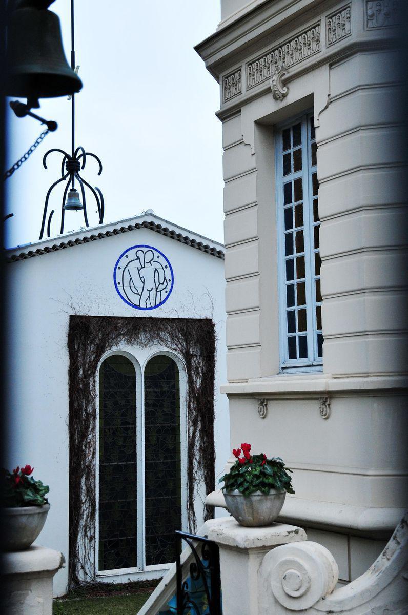 Chapelle du ROSAIRE - Chapelle MATISSE_Vence