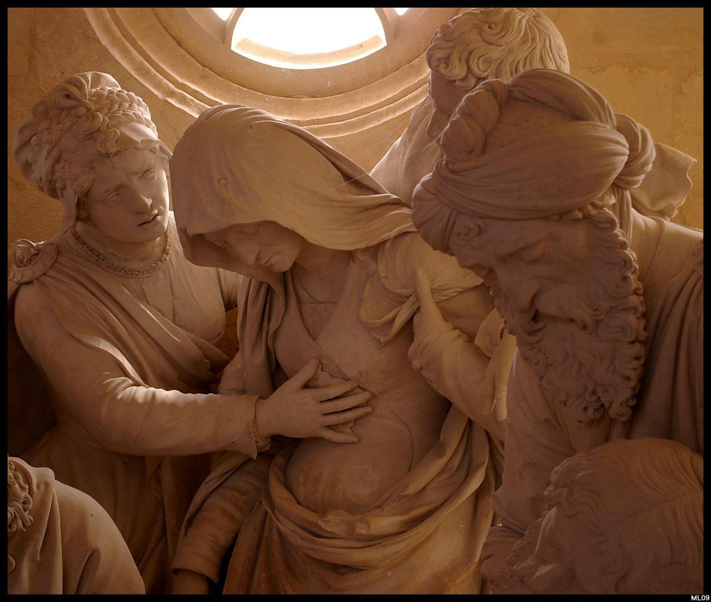 Pâmoison de la Vierge_Saint-Mihiel