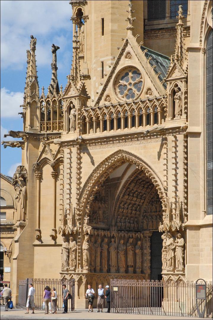 Cathédrale Saint-Etienne_Metz
