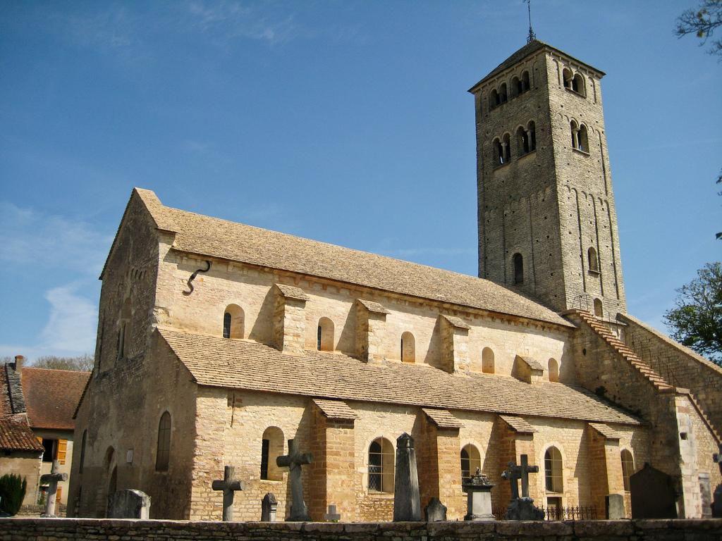 Eglise Saint-Martin_Chapaize