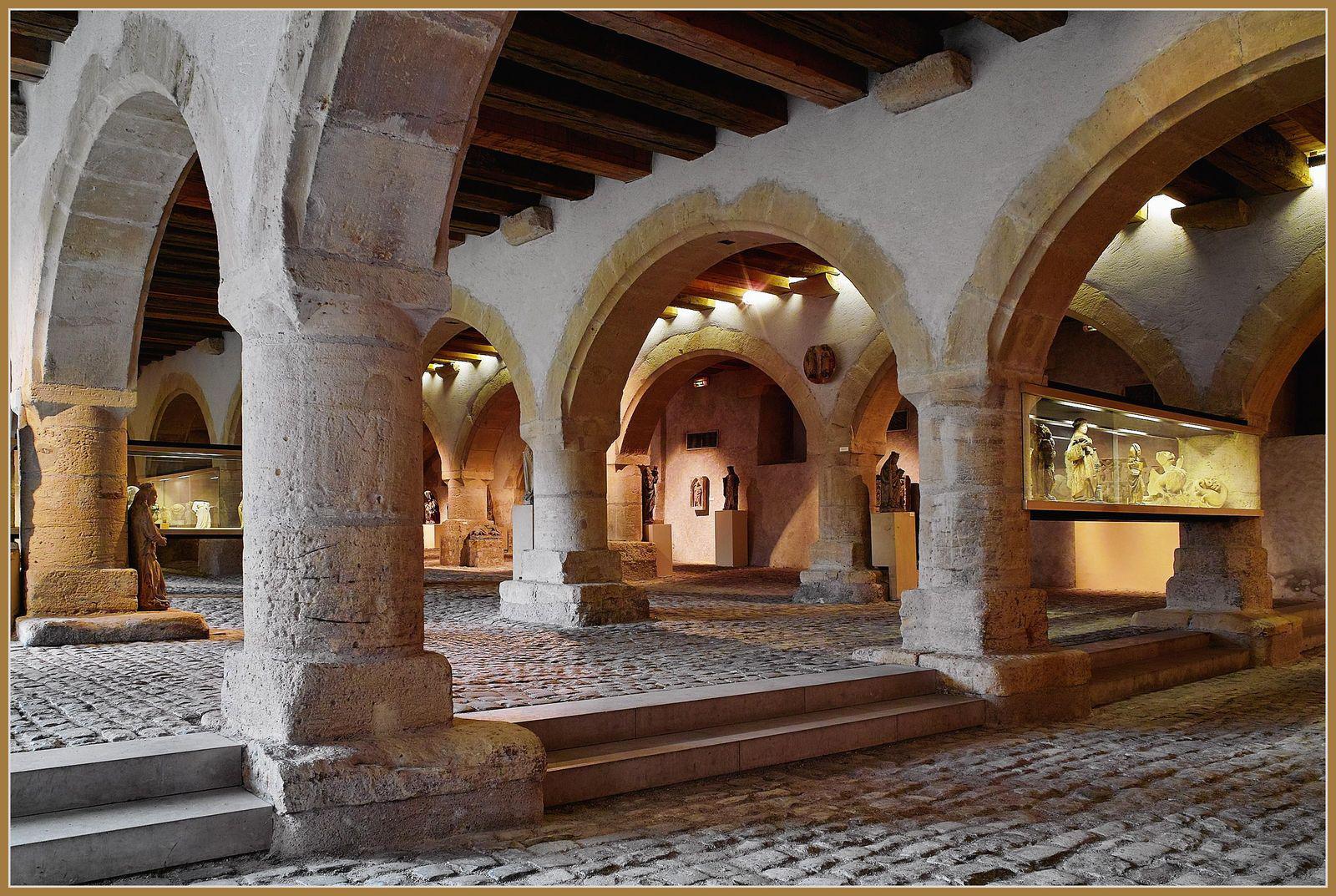 Cour d'Or - Musée de Metz_Metz