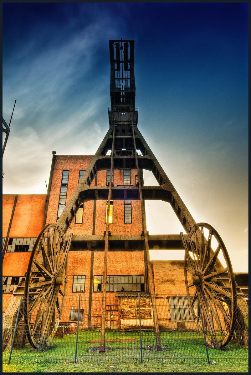 Musée Mine, Carreau Wendel_Petite-Rosselle