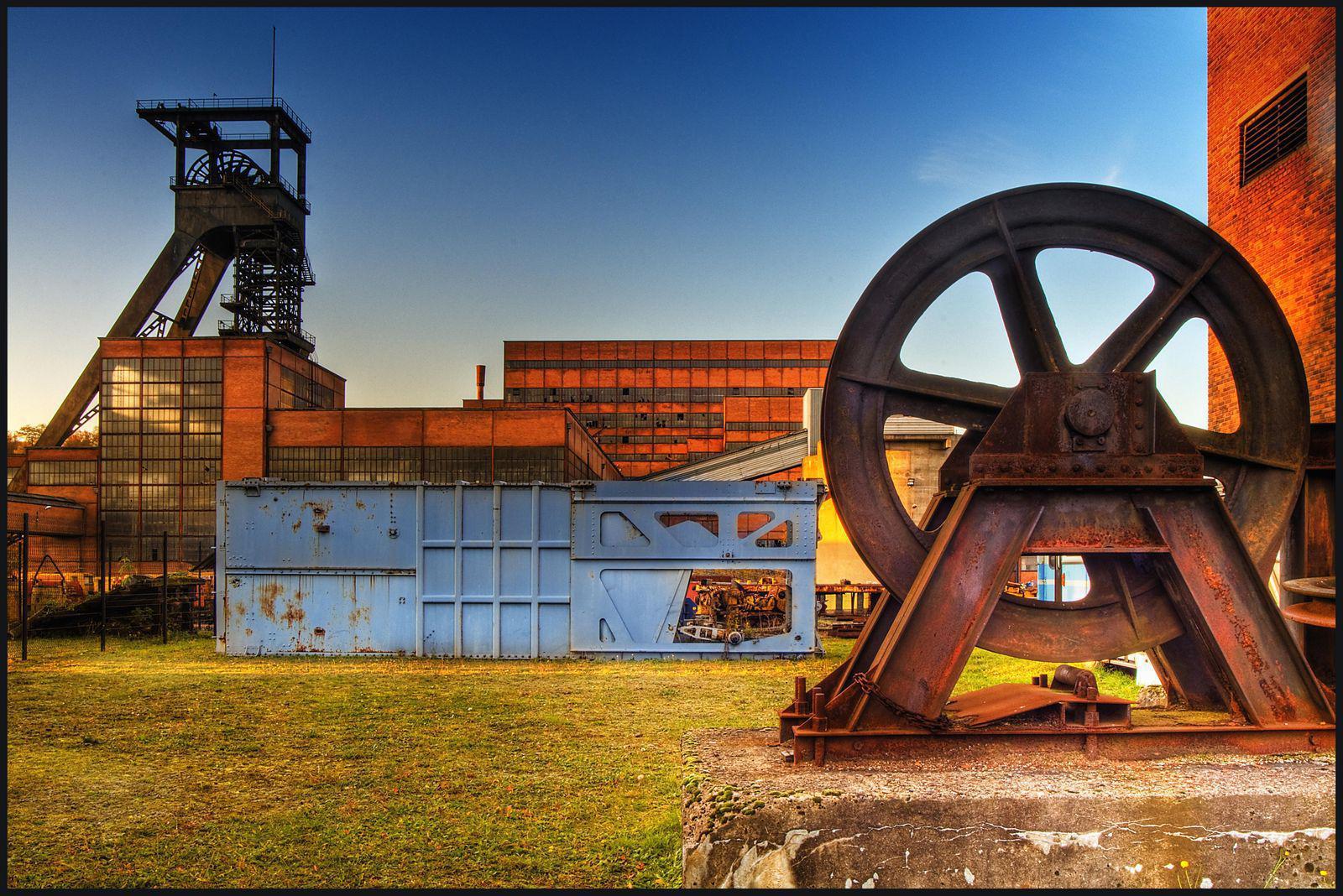 Musée Mine, Carreau Wendel_Petite-Rosselle (1)
