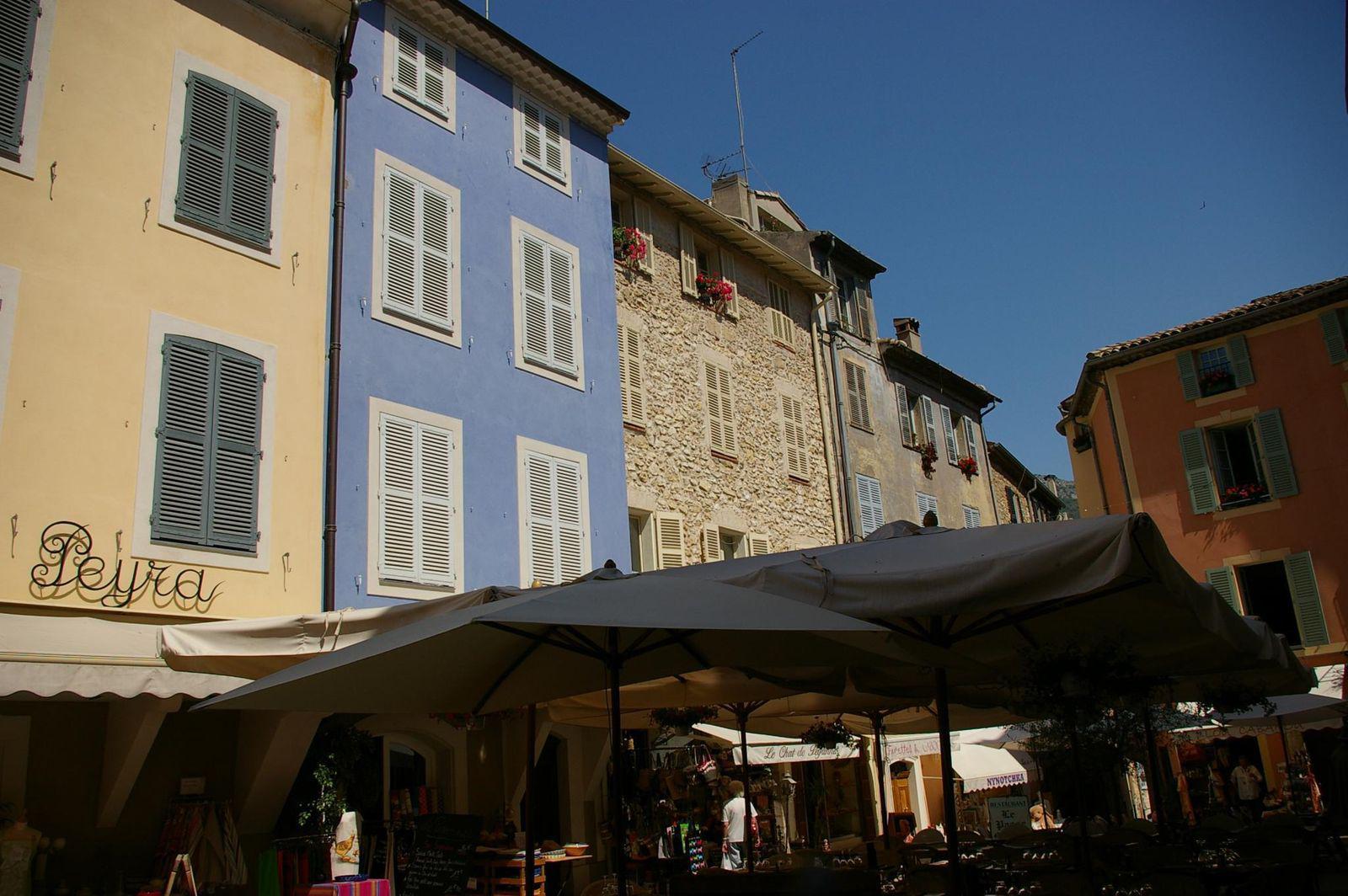 Place du Peyra_Vence