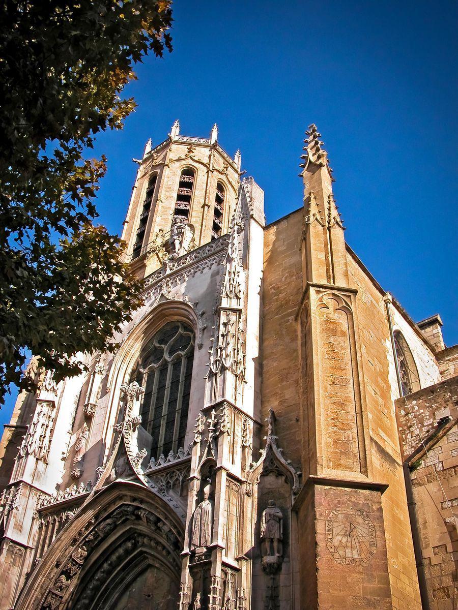 Cathédrale Saint Sauveur_Aix-en-Provence