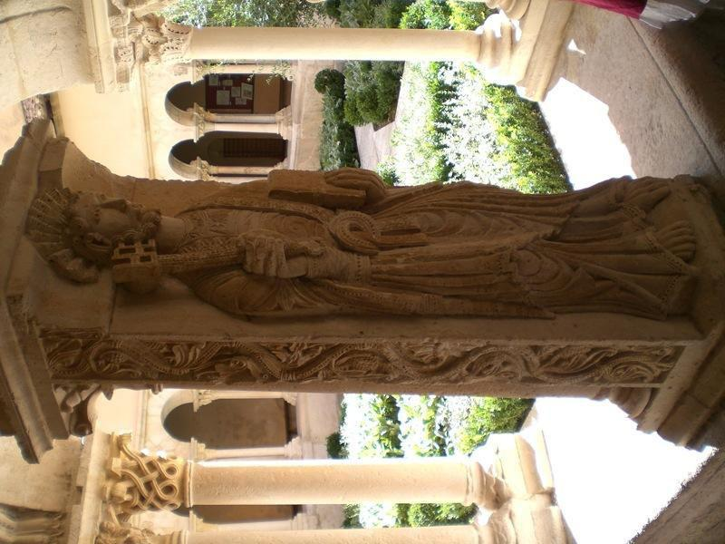 Cloître de Saint-Sauveur_Aix-en-Provence