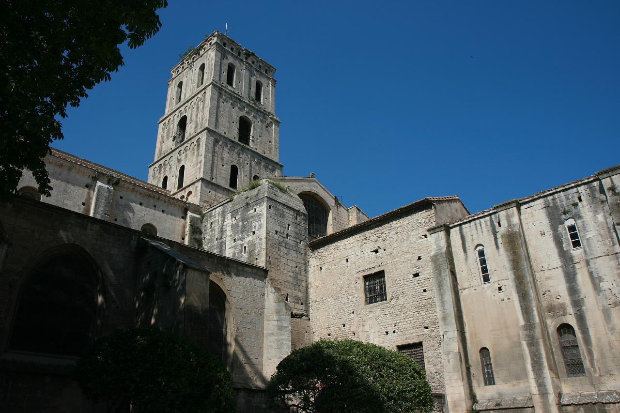 Primatiale Saint TROPHIME_Arles