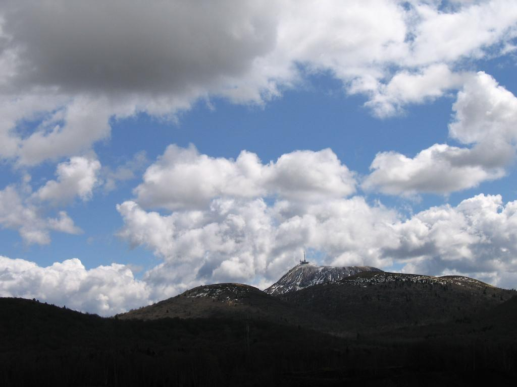 Volcan de Lemptégy_Clermont-Ferrand