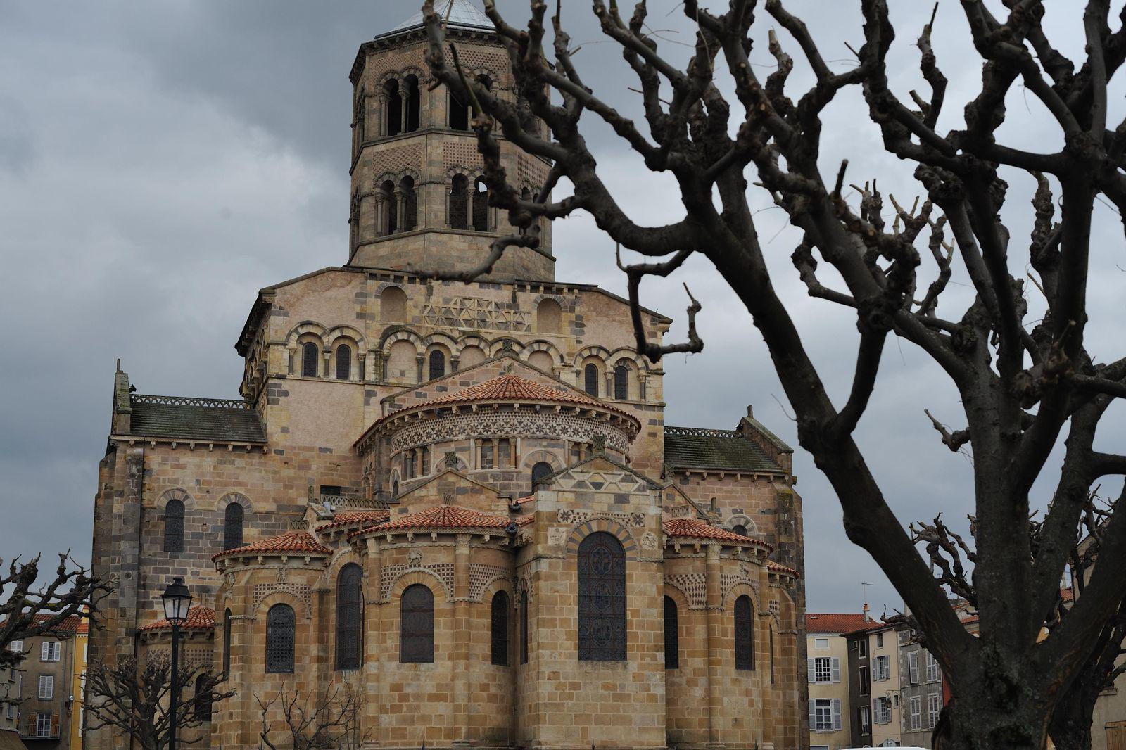 Ancien Monastère Bénédictin de Saint-Austremoine_Issoire