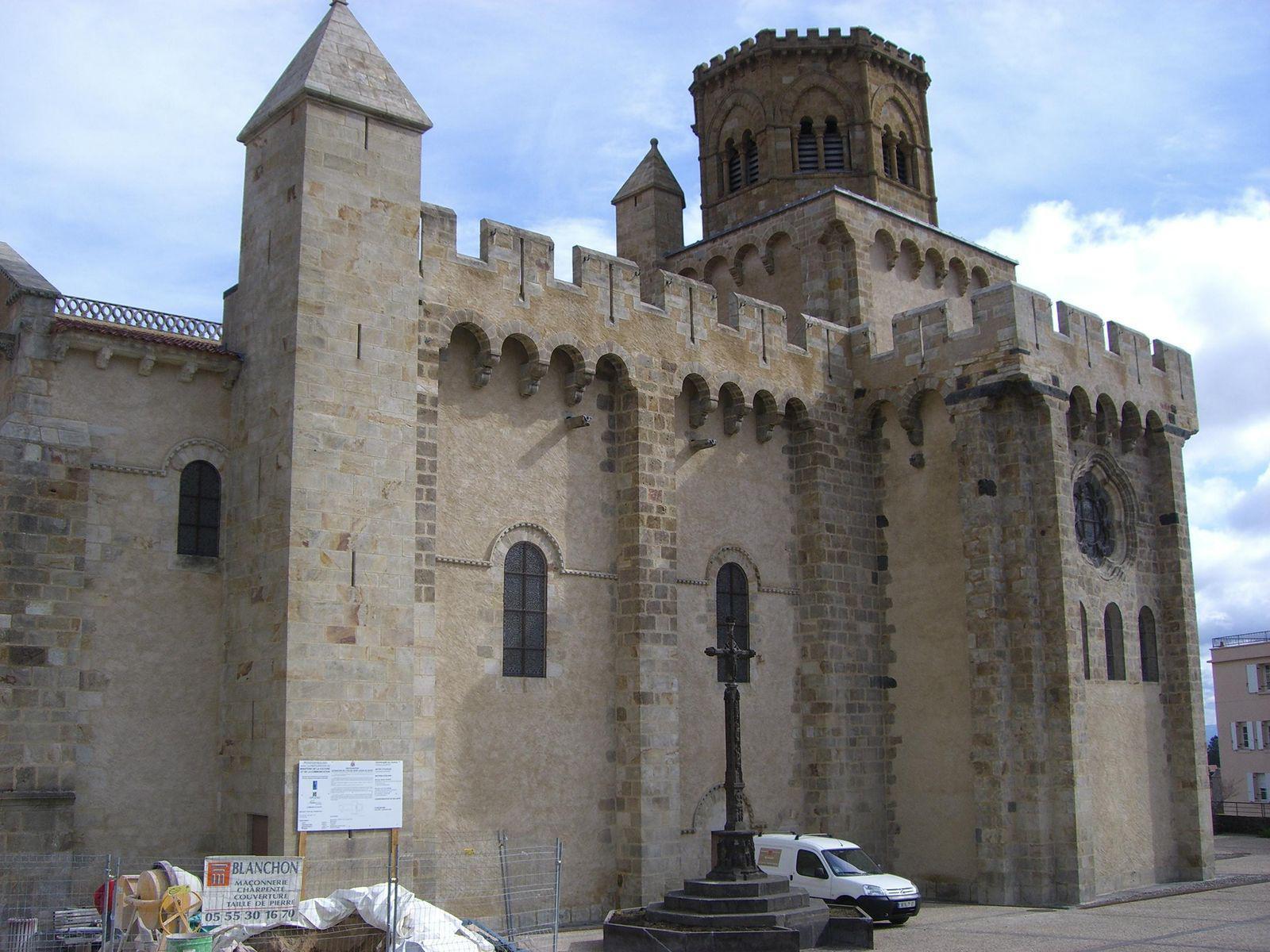 Église Saint-Léger_Royat