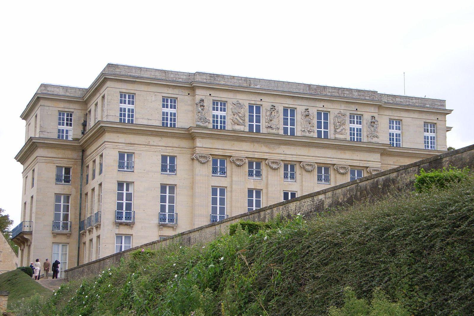 Château de Bénouville_Bénouville